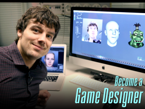 Career as Game Designer