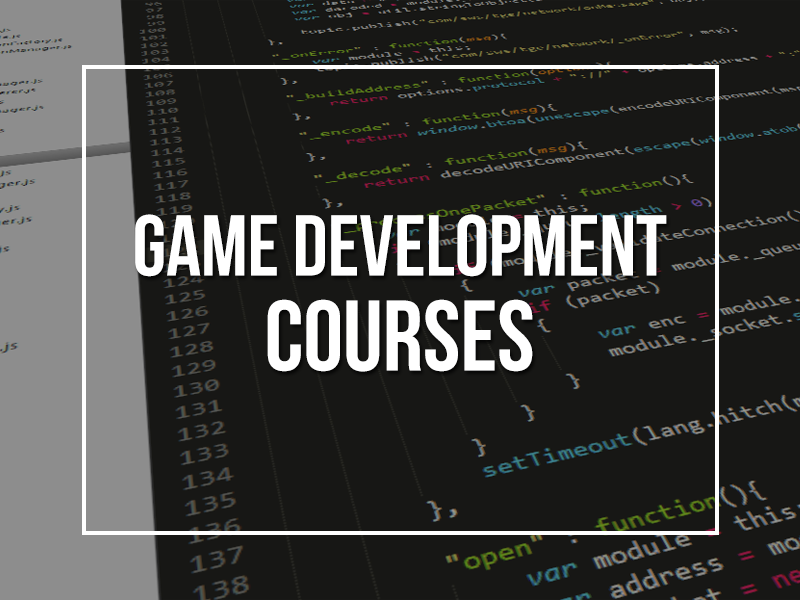 game development courses