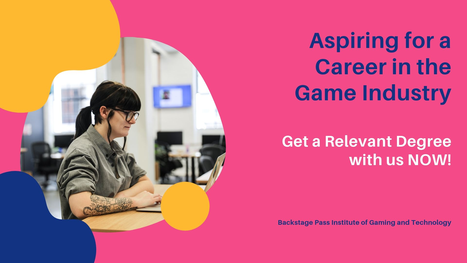 Aspiring for a Career in the Game Industry