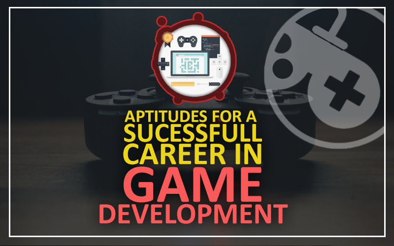 career in game development